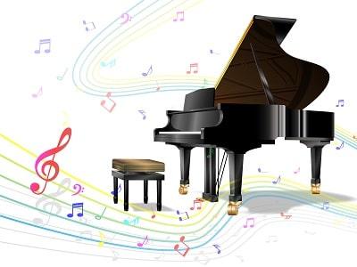 60代のピアノ